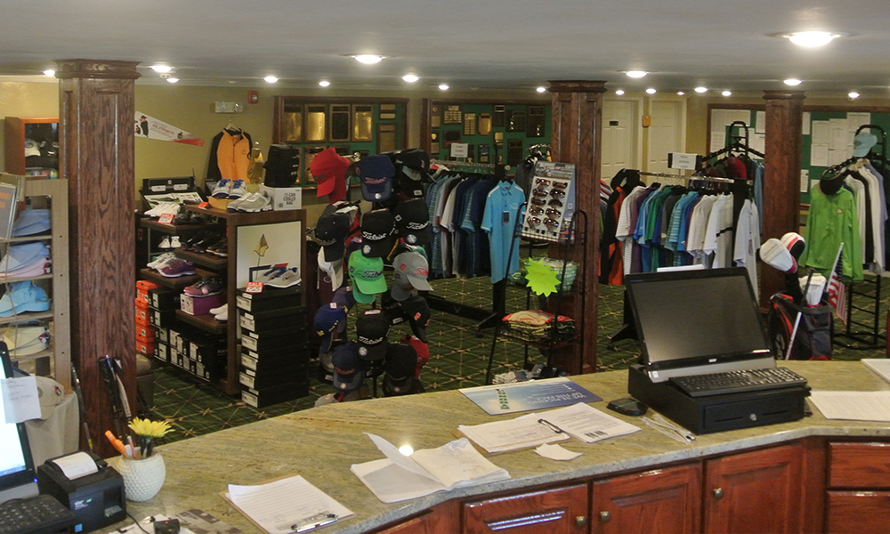 Proshop Greenview