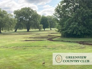 Greenview Country Club Drainage Project